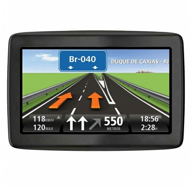 Navegador GPS TomTom VIA 1500