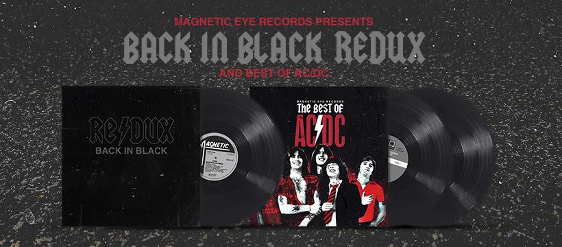 """Back in Black [Redux]"" banner"
