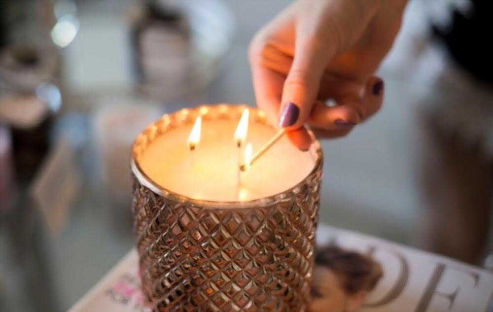 velas para tener una casa feliz