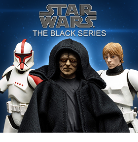 2015 STAR WARS BLACK 6 INCH SERIES 01