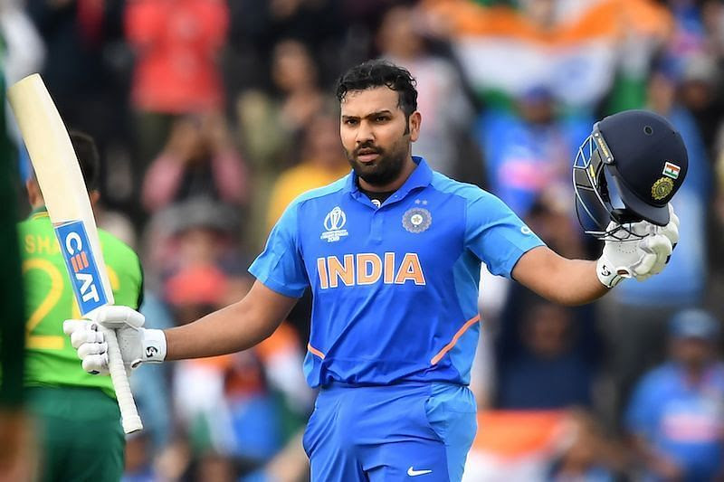 Rohit Sharma is the top contender for this title.