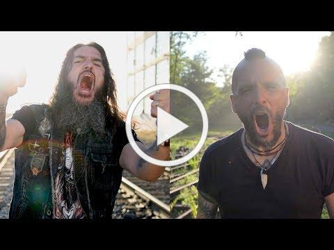 MACHINE HEAD - Stop The Bleeding feat. Jesse Leach (OFFICIAL MUSIC VIDEO)