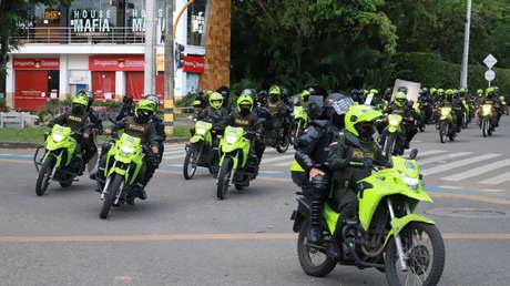 El Ministerio de Defensa de Colombia confirma el despliegue de 10.000 policías y 2.100 soldados en Cali para garantizar la seguridad