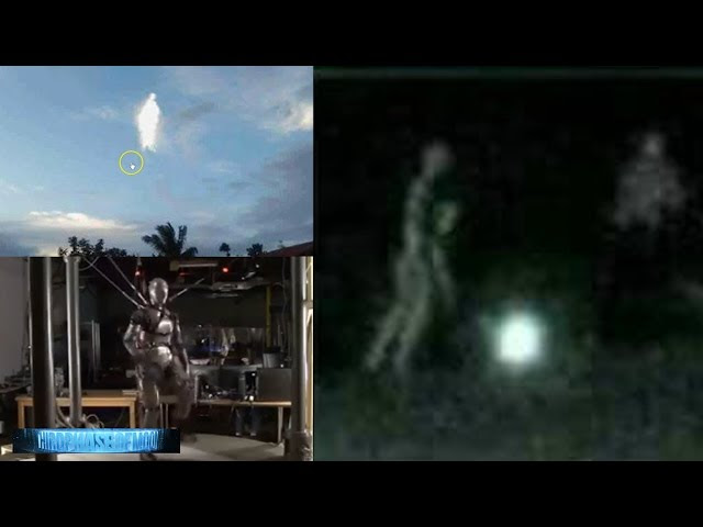 UFO News ~  Glowing UFO emerging from Portal over Romania plus MORE Sddefault