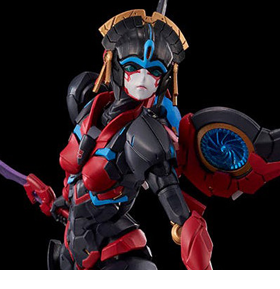 Transformers Furai 20 Windblade Model Kit