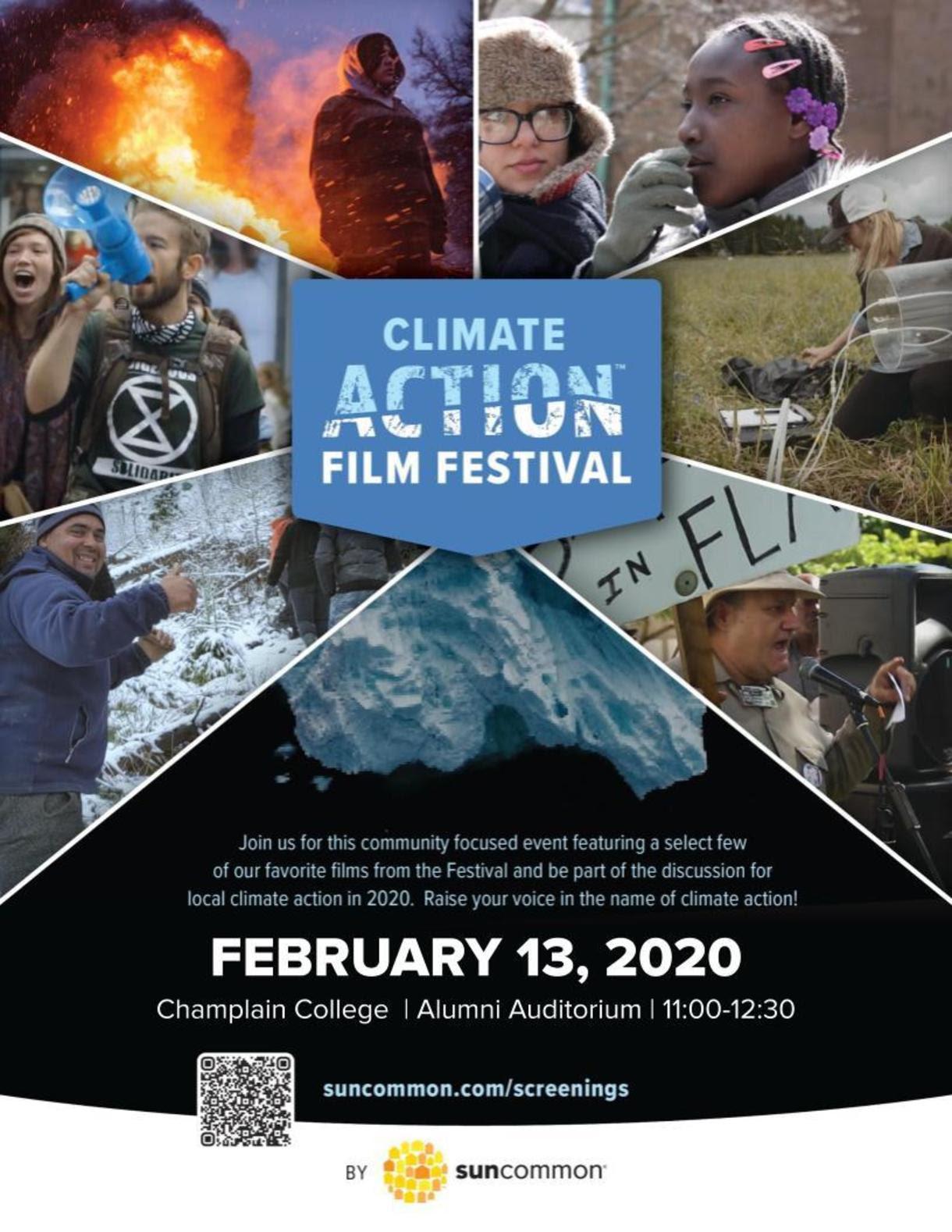 Climate Film Fest - Feb. 13