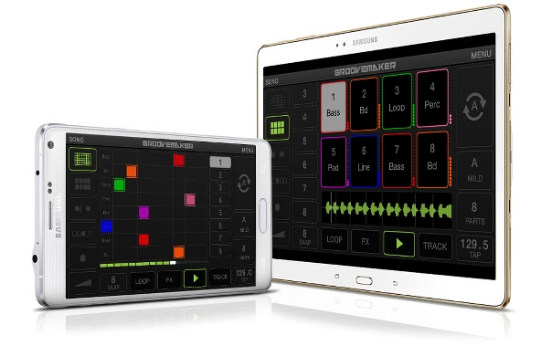 GrooveMaker 2 for Android