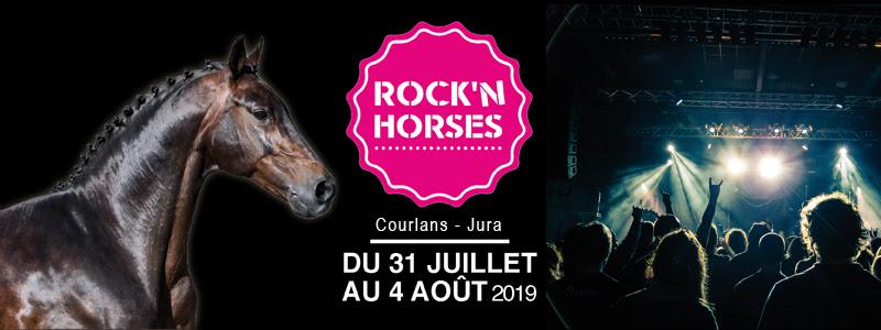 6e Rock n' Horses à Courlans Jura