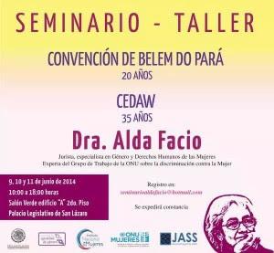Cartel del Seminario - Taller