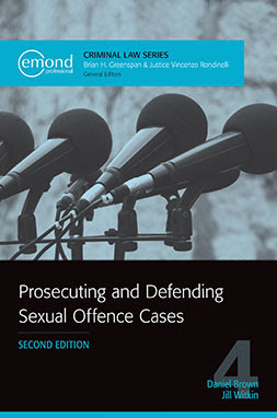 Sexual Offence Cases 2e