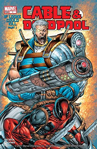 Cable & Deadpool #1