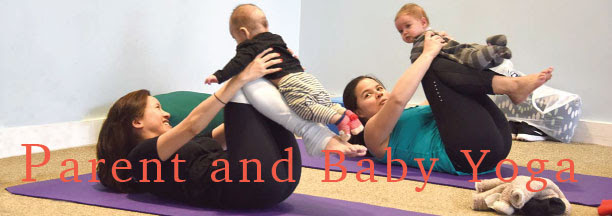 Parent and Baby Yoga in Battery Park (FREE)