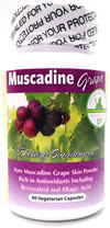 Muscadine Grape Capsules
