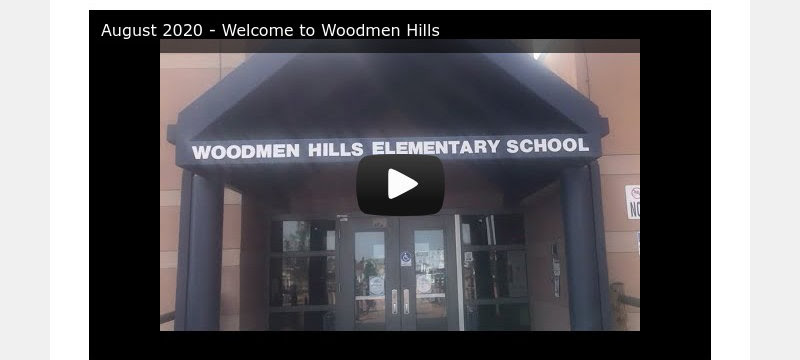 August 2020 - Welcome to Woodmen Hills