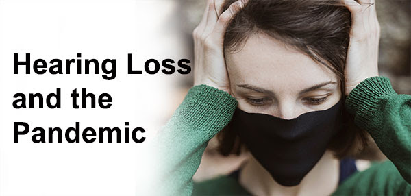 Hearing loss and the pandemic survey banner