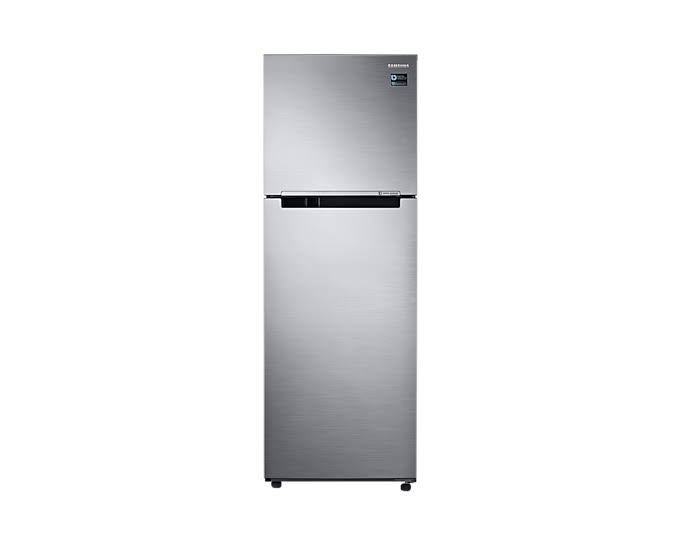 Samsung RT32 2 Doors Refrigerator with Twin Cooling Plus - Silver - 321L