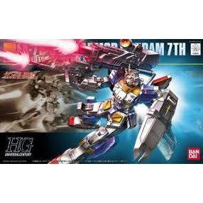 Image of HGUC 1/144 #98 RX-78-3- Full Armor Gundam