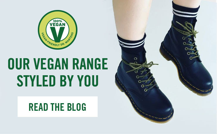 Our Vegan Range Styled By You - Read the Blog