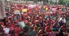 Швейники Карнатаки требуют ранее согласованной минимальной зарплаты
