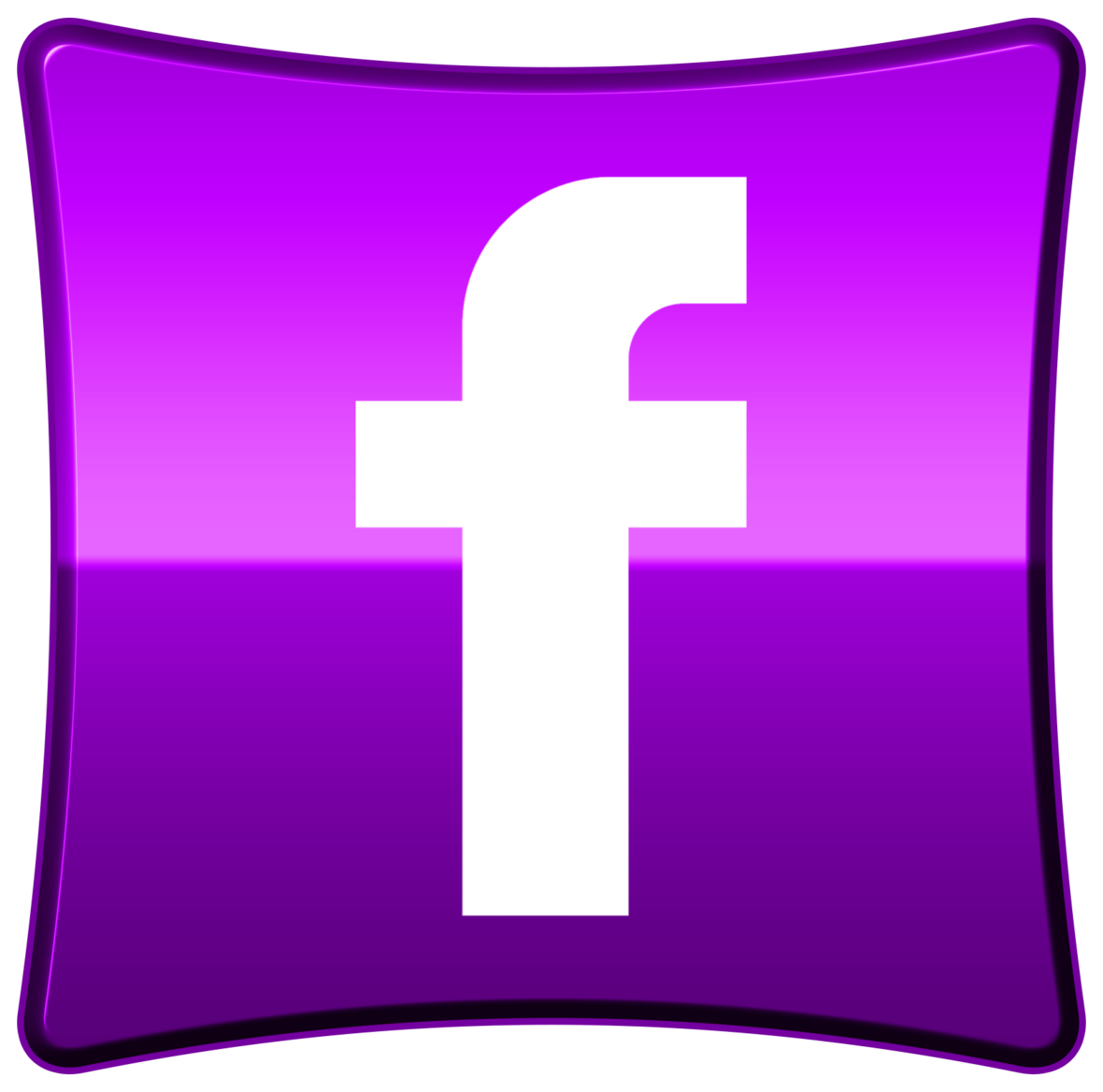 PurpleFaceBookButton