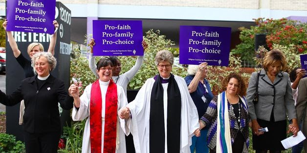 Clergy Members Say 'Thank God For Abortion Providers' In Ohio