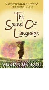 The Sound of Language by Amulya Malladi