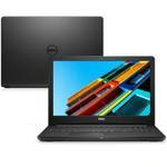 Notebook Dell Inspiron i15-3567-M10P 6ª Geração Intel Core i3 4GB 1TB 15.6