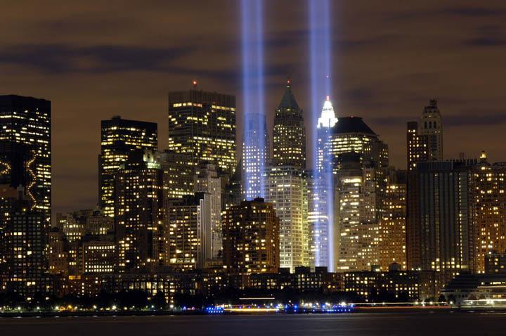 911 Light memorial