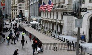 Nueva York, epicentro mundial de la pandemia, ante un impacto económico