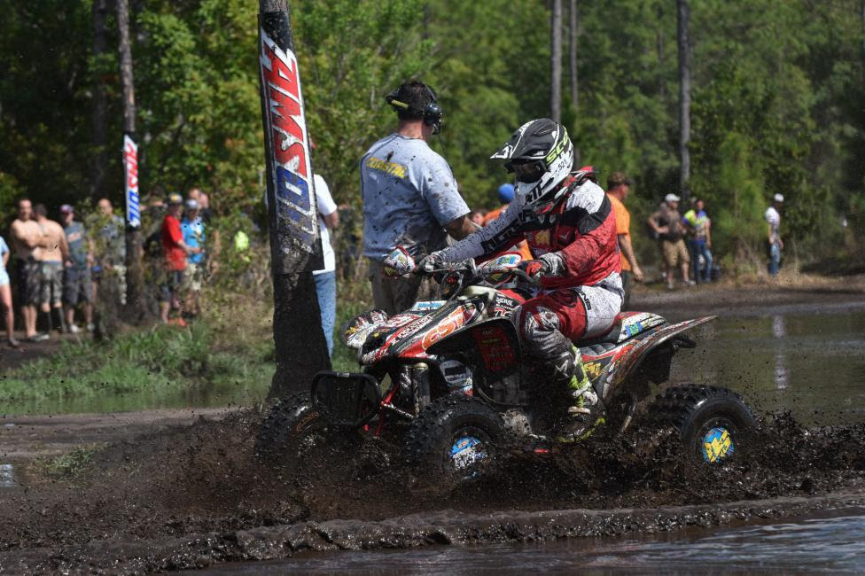 After a rough start to his season, Adam McGill found his way back to the podium with a third place finish.