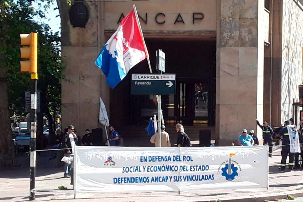 Coordinadora de Sindicatos de ANCAP se movilizará en defensa del Ente