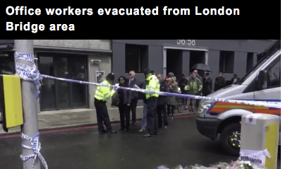 Breaking News: London Bridge Offices Were Just Evacuated! Does London Know Another Terror Attack Is Imminent? (Video)
