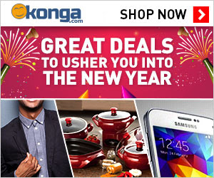 Konga Black Friday Awoof offer