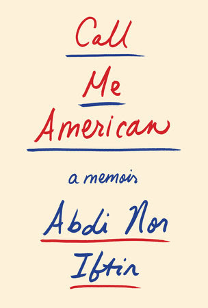 The cover of the book Call Me American