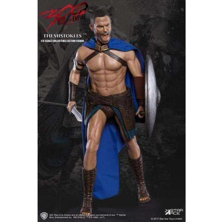 Image of 300: Rise of an Empire General Themistokles 1/6 Scale Collectible Figure