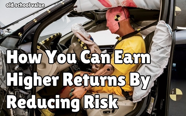 Earn Higher Returns