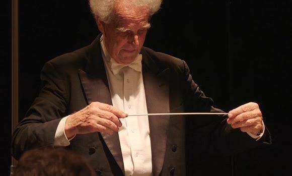 Benjamin Zander conductor