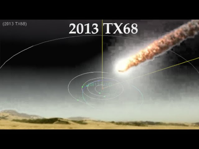 Has NASA lost incoming Asteroid 2013 TX 68?  Sddefault