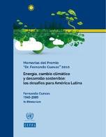 Energía, cambio climático y desarrollo sostenible