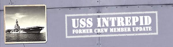 Intrepid Former Crew Member