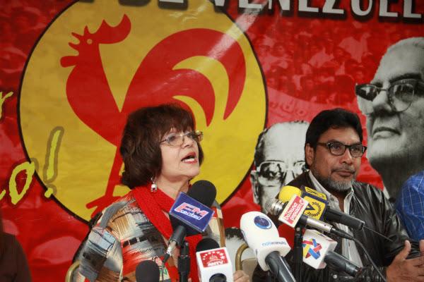 La dirigente Vladimira Moreno confirmó que el 19 de abril se llevará a cabo el día de acción mundial por Venezuela