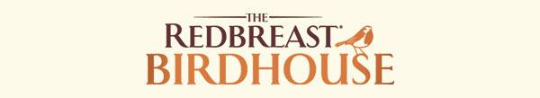 Redbreast Birdhouse Logo