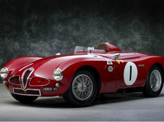 Goodwood Greats gallery: 1953 Alfa Romeo 6C 3000PR