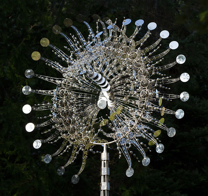 sculpture kinetique scifi 06 Les sculptures cinétiques dAnthony Howe  sculpture featured bonus art
