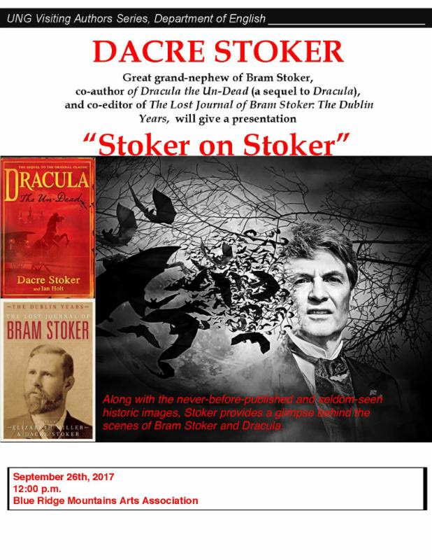 Stoker on Stoker at BRMAA