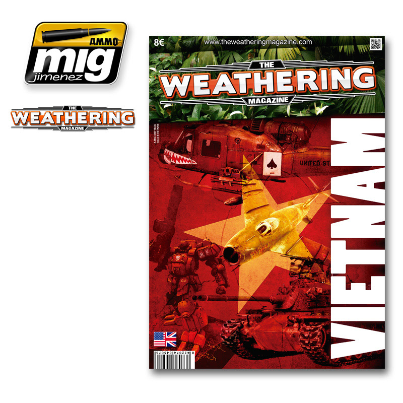A.MIG-4507 TWM Issue 8. Vietnam ENGLISH