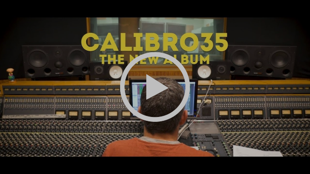 Calibro 35 - Agogica [Studio Session]