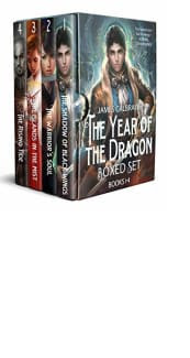 The Year of the Dragon: Books 1–4