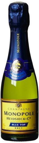3256930103831 EAN - 40000194 Champagne Heidsieck & Co. Monopole Blue Top  Brut (1 X 0.2 L) | Buycott UPC Lookup