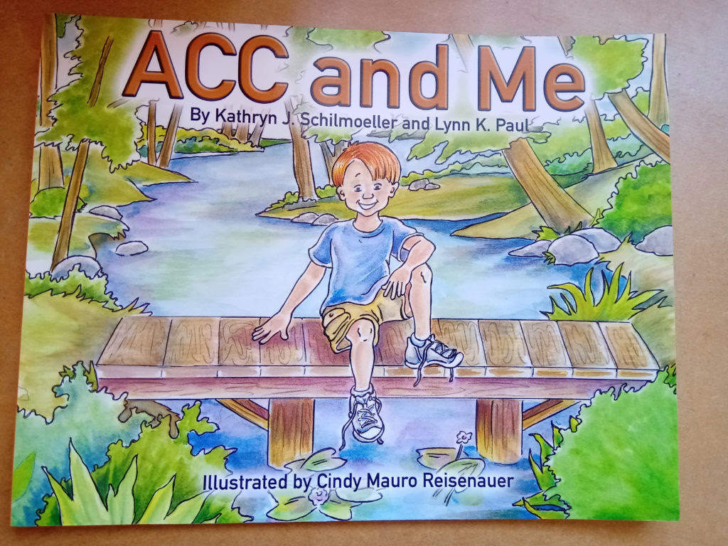 Acc and Me Book